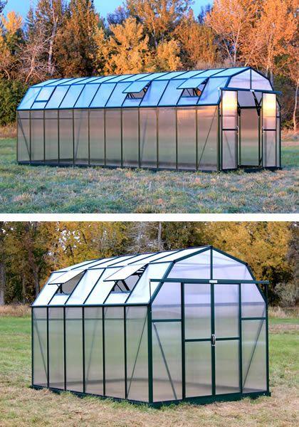 Greenhouse Reviews - Grandio Elite Greenhouse Kits