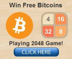 Bitcoin 2048 Game