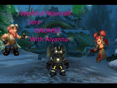 Gnome Lore With Aiyanna