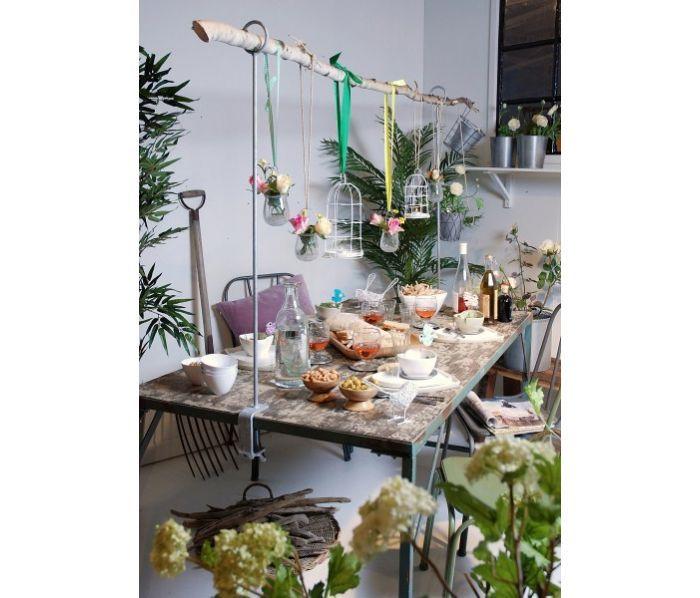 DEENS.nl tafelklem offwhite | accessoires | Deens - zelf maken?!