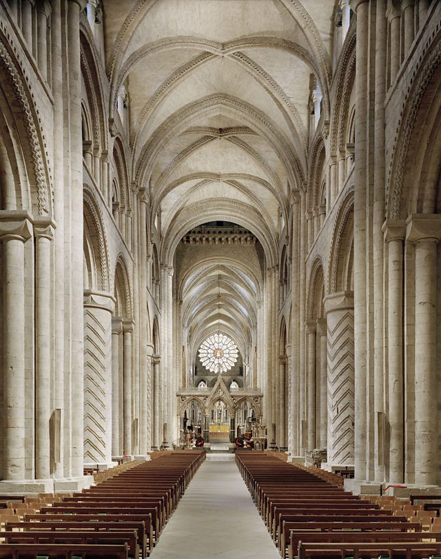 BBC Arts - BBC Arts - Altar-ed images: Peter Marlow on England's cathedrals