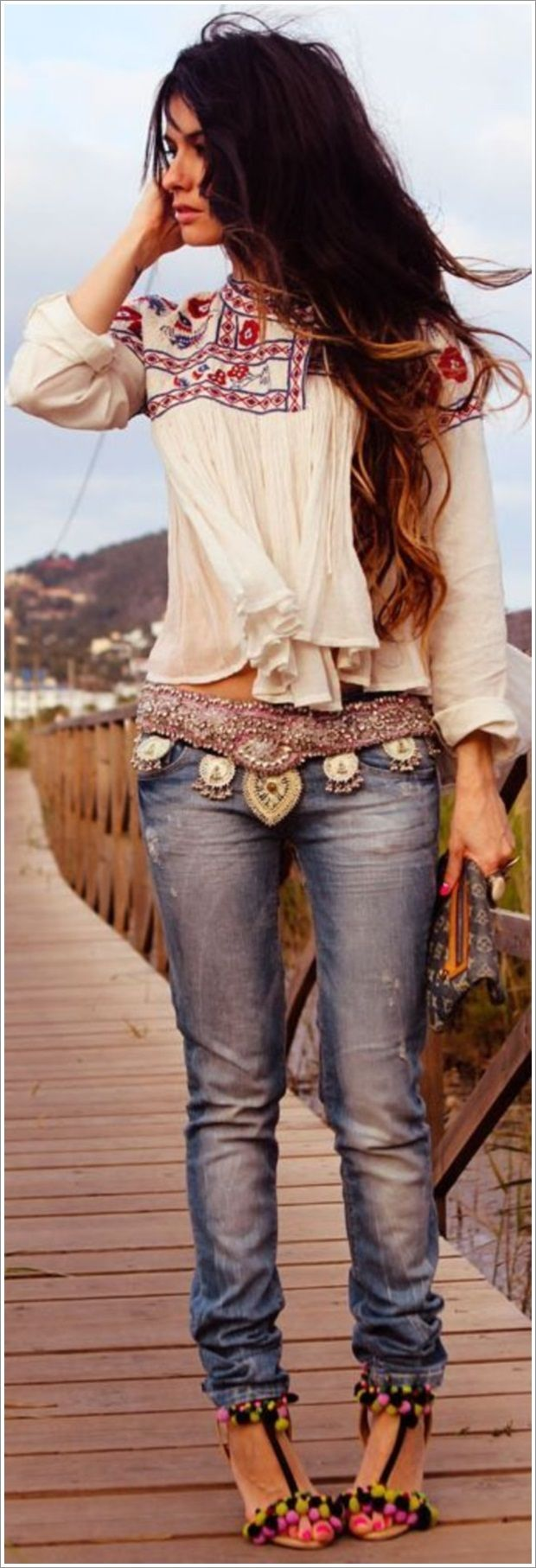 30 FABULOUS BOHO CLOTHING TO LOOK AWESOME | Fashion World