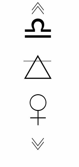 """celestialbitchxx: """"♎- Astrological symbol of Libra, the constellation of the scales. There's a myth that Virgo and Libra were tied together. Astraea, the star goddess, is supposedly Libra's scales and..."""