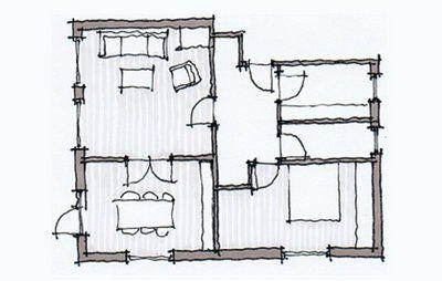 Hvordan får vi et ekstra værelse i vores lejlighed?