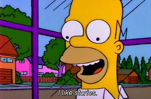 """The 100 Best Classic Simpsons Quotes: From """"Itchy & Scratchy: The Movie"""" (Season 4, Episode 6)"""