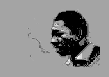 Coltrane by Electric (PETSCII, ZOO2015)