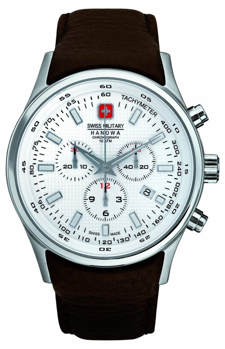 Swiss Military 6.4156.04.001.05 Mens Navalus Chrono Watch