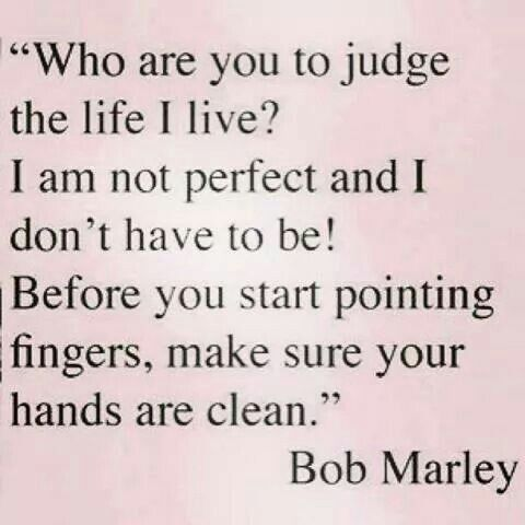 Thank You Bob Marley We All Have A Right To Live Our