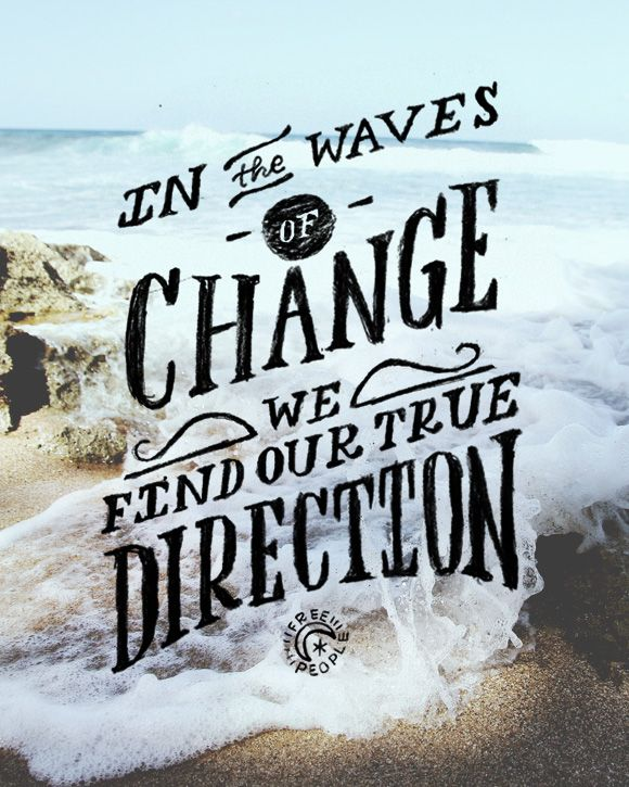 How Do You Ride the Waves of Change? | Free People Blog #freepeople