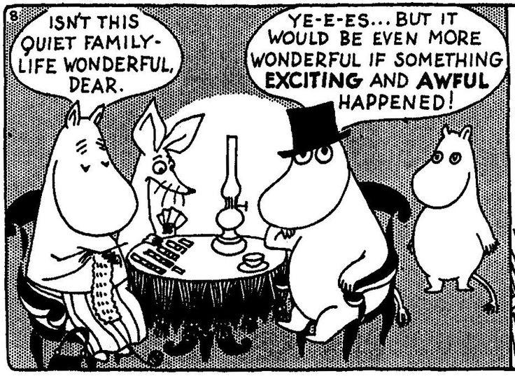 Austin Kleon — Tove Jansson, Moomin: The Deluxe Anniversary...