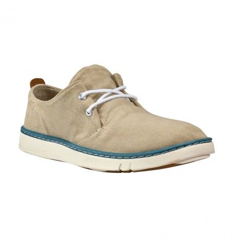 Soldes - Timberland A17V6 - Hookset Handcrafted Fabric Oxford Homme