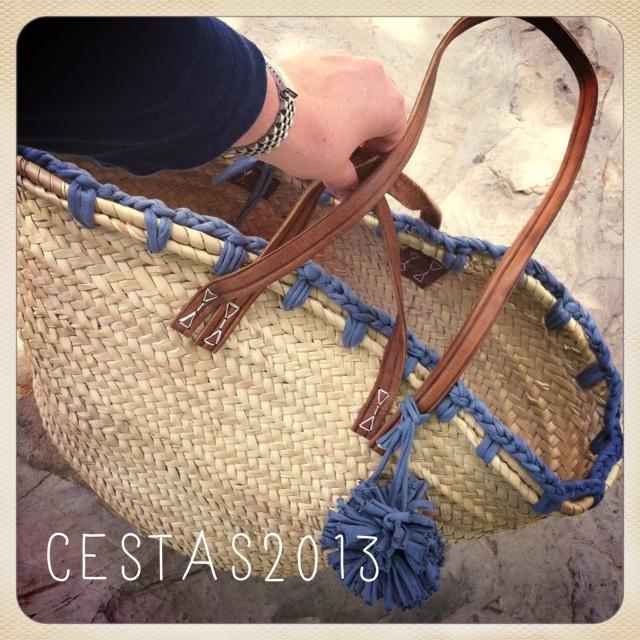 Capazos mediterraneos!!! Cesas by lauralerycke