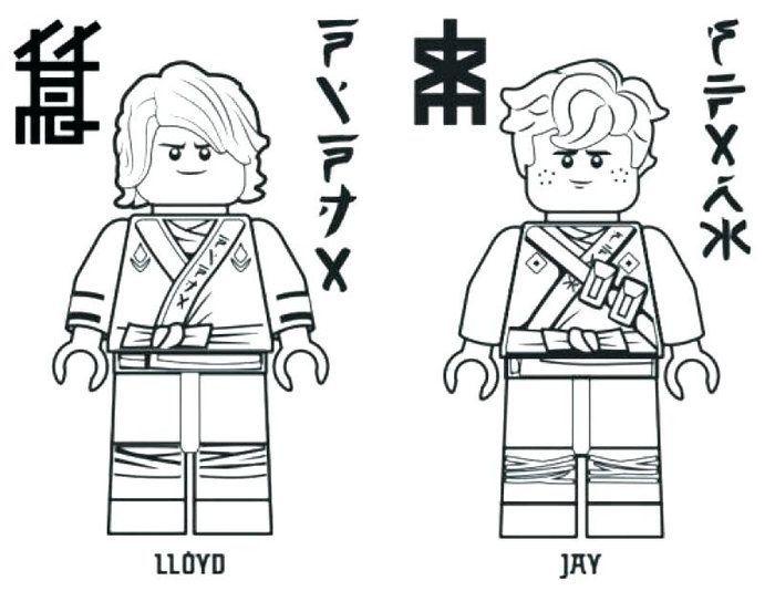 Lego Ninjago Coloring Pages Jay And Lloyd Coloring Lloyd Ninjago Pages Amanda Sninjagobirthda En 2020 Paginas Para Colorear Ninjago De Lego Ninjago Personajes