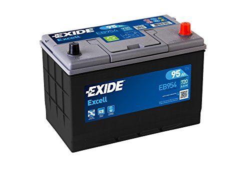 Exide 249se Eb954 Car Battery 95 Ah Exide Https Www Amazon Co Uk Dp B006te7928 Ref Cm Sw R Pi Dp U X Aofabb83864f4 Car Battery Car Batteries Car