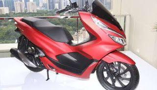 TeknoLut: Honda Luncurkan Pesaing Yamaha NMax