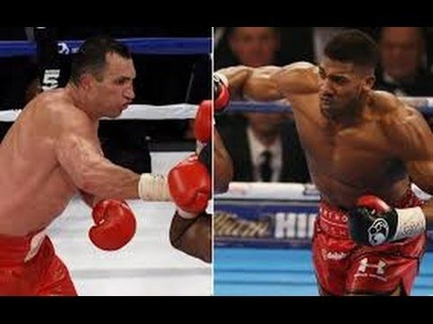 When are Anthony Joshua vs Wladimir Klitschko tickets on sale Dates and ...