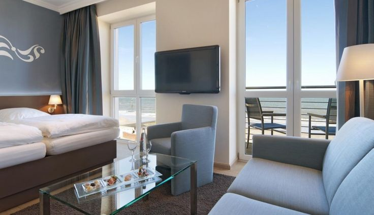 Supreme Suite #leadingsparesort #wellness #georgshöhe #stranshotel #norderney #strand