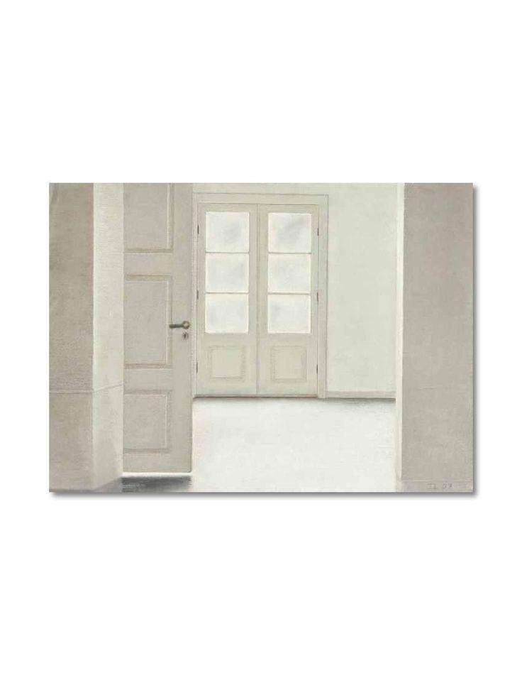 Ida Lorentzen White Door 2011