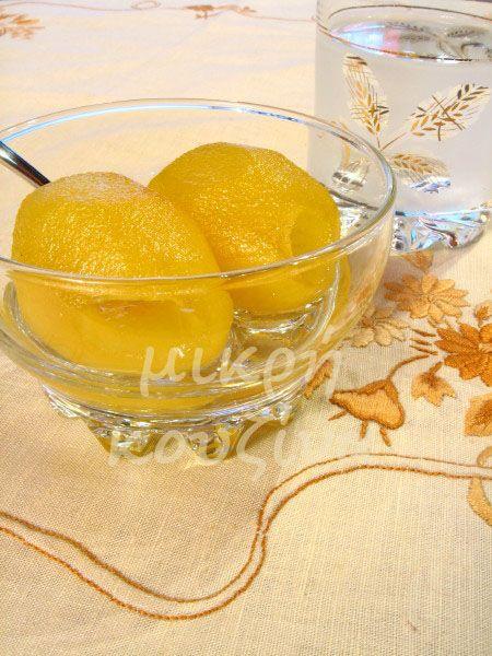 Ένα από τα χαρακτηριστικά της ελληνικής κουζίνας, είναι γνωστό ότι είναι τα γλυκά κουταλιού, για τα οποία έχουμε μιλήσει αρκετές φορές. Δυο...