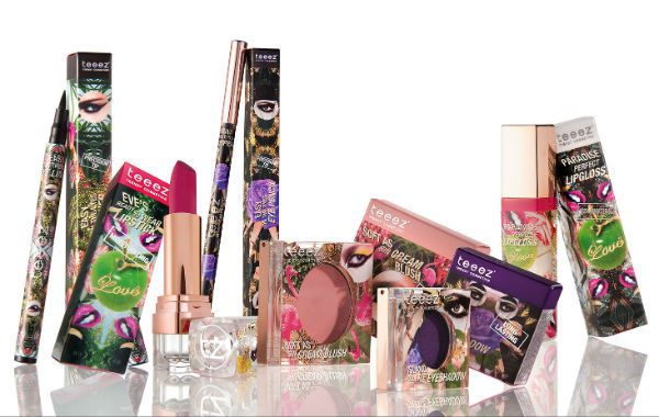 Teeez cosmetics. Anything from this line!