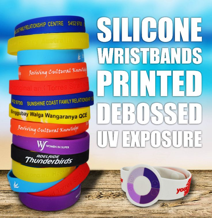 Create awareness for a particular charity event or fundraiser with a highly visible and long lasting silicone wristband. Budget friendly wristbands can be used as a form of identification, to show team support or as a fashion statement. http://promotherapy.com.au/catalogue/wristbands-c-174.html