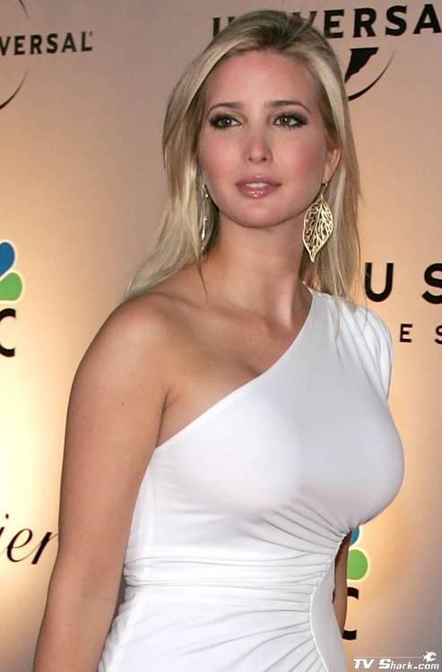 Ivanka Trump #style #fashion #sexy