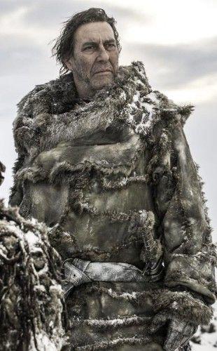 Game of Thrones Season 3 Mance Rayder