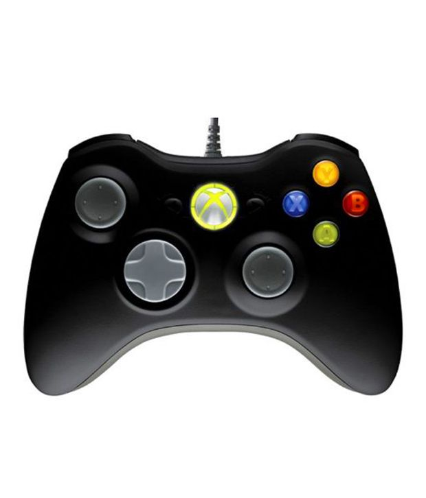 Microsoft Wired Controller (For PC, Xbox 360), http://www.snapdeal.com/product/microsoft-wired-controller-for-pc/1169291879