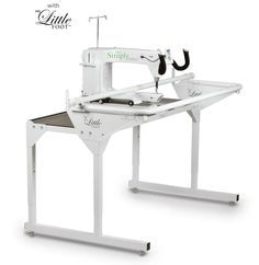 Handi Quilter Simply Sixteen 16-inch Long Arm with HQ Little Foot - aff ling