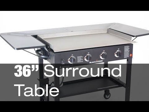 Blackstone 36 Griddle Surrounds Table Accessory Is Designed To