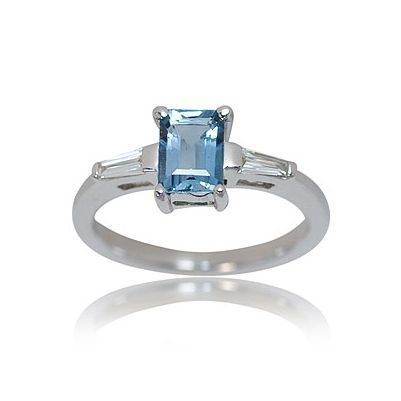 I'm pinning one additional lovely colored gemstone ring - Parris Jewelers #gemstones