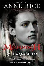 Memnoch, O Demónio - Segredo dos Livros - Sugestões e Críticas Literárias