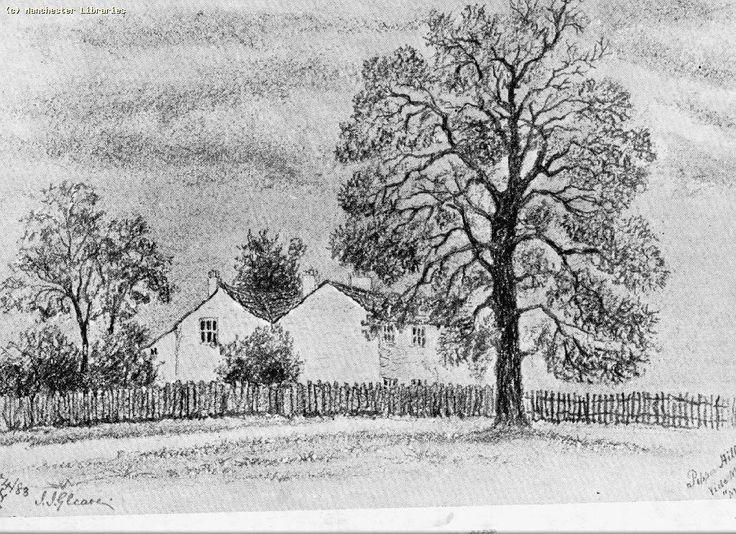 Pepperhill Farm in Moss Side (1883)
