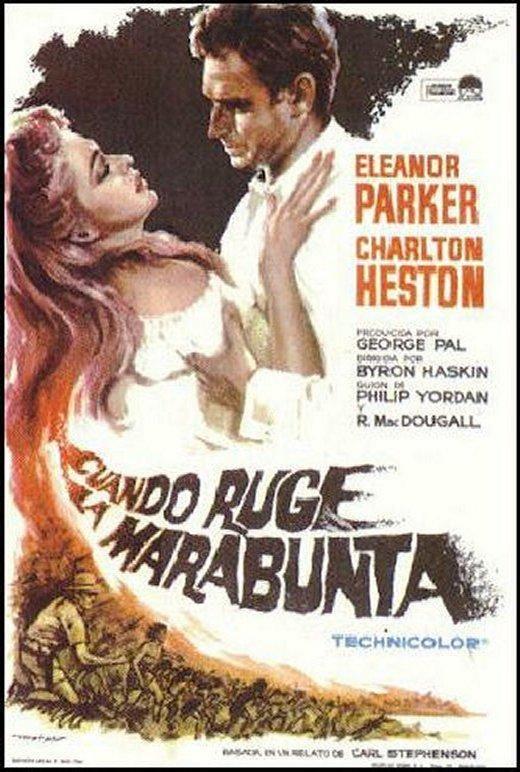 eleanor parker movie posters | Sección visual de Cuando ruge la marabunta - FilmAffinity
