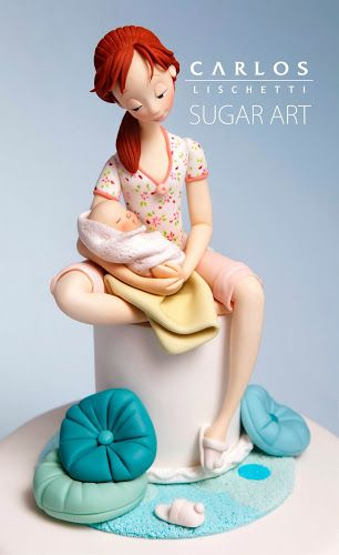 Carlos Lischetti- argentine - the art of sugarcraft - this is so cool :)