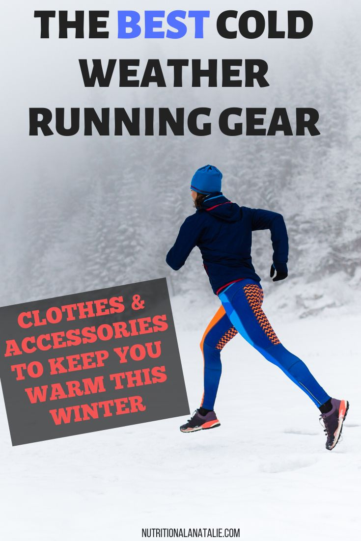 what is the best running gear for cold weather