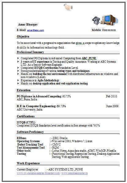 computer engineering resume format download  1