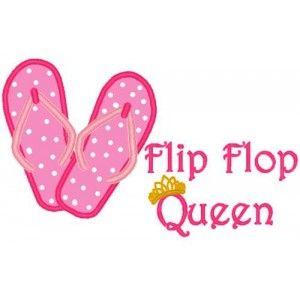 I'm the flip flop queen!!!!! Muhhhhha
