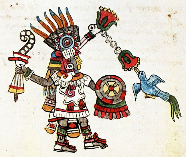 Xochiquetzal  whose name means    flower feather     is the Aztec    Xochiquetzal Symbol
