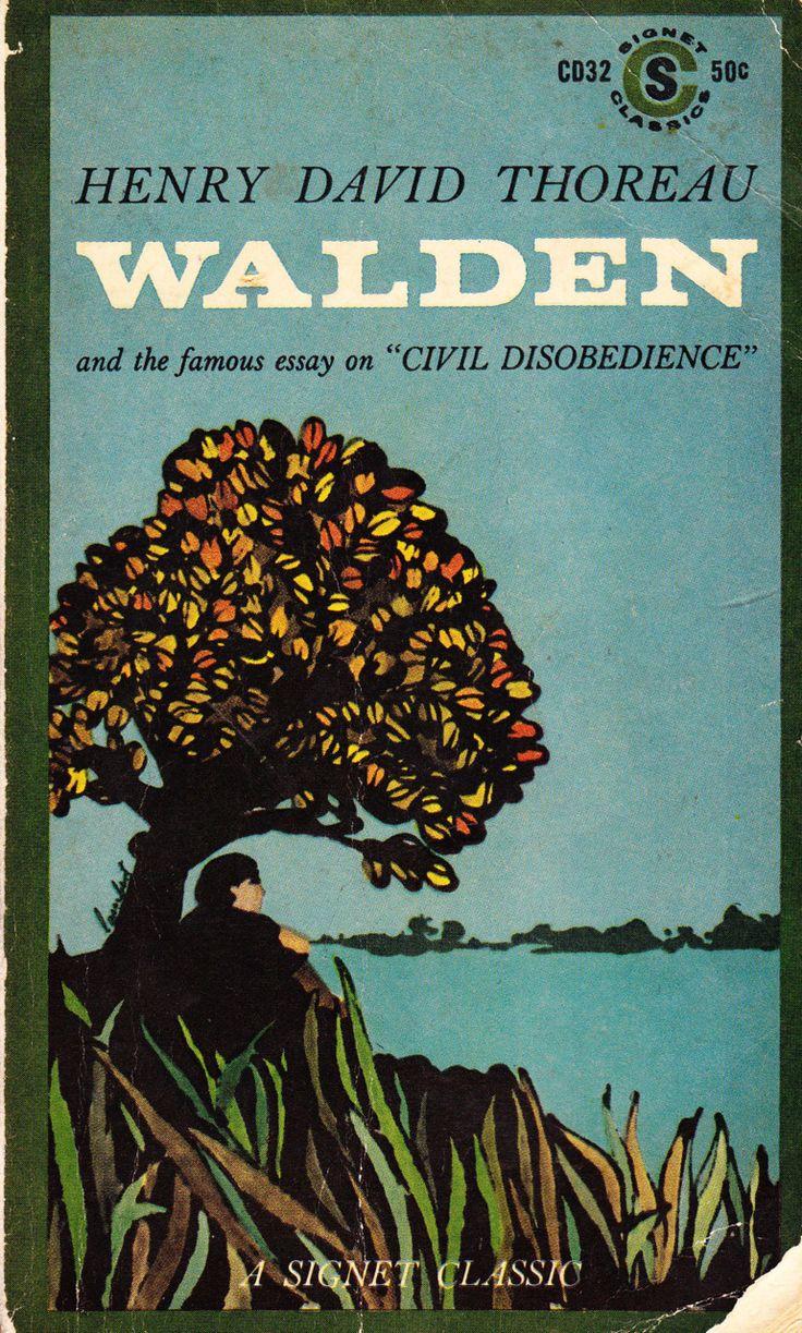 Walden de H. D. Thoreau  laplumeabelle:    flosvitae