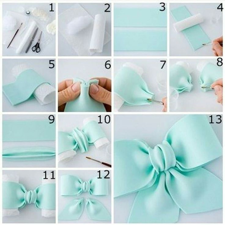 Bow picture tutorial