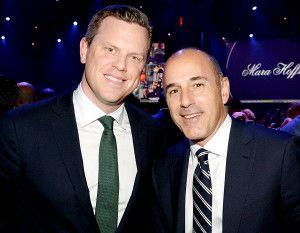 Willie Geist Says Matt Lauer Is 'as Good as He Can Be' After NBC Firing