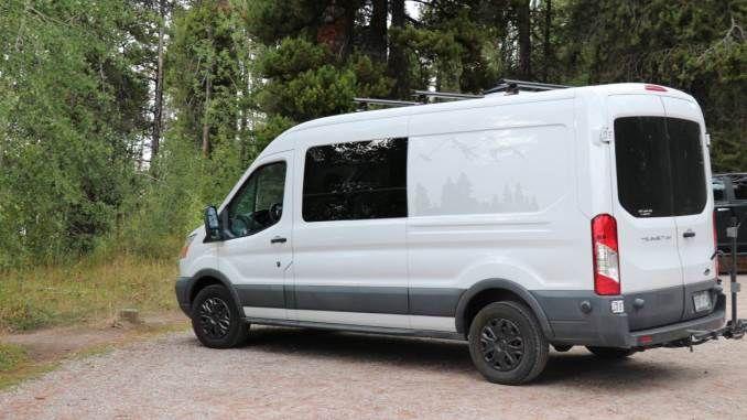 2015 Transit Conversion In Longmont Co Ford Transit Campers For Sale Ford Transit Conversion