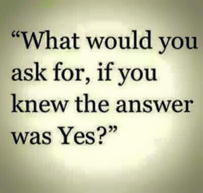 God only knows what I would ask for ... He knows my heart ..