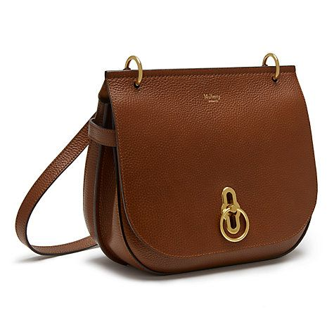 Buy Mulberry Amberley Classic Grain Leather Satchel Online at johnlewis.com 814d73527e2eb