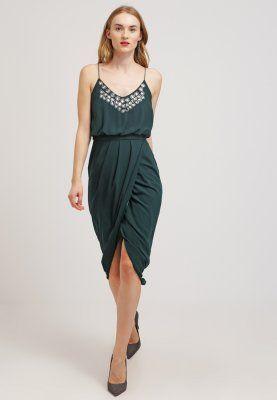 Stilsicher zu jeder Gelegenheit. TFNC SHEILA - Cocktailkleid / festliches Kleid - jade green für 47,95 € (10.02.16) versandkostenfrei bei Zalando bestellen.