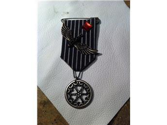 Medalj Steampunk No 13