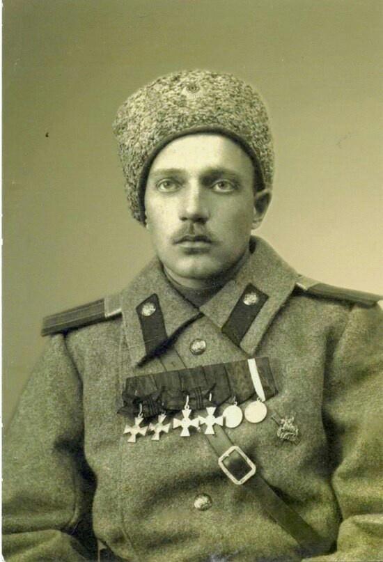 Новиков. Лейб-Гвардии Московский полк