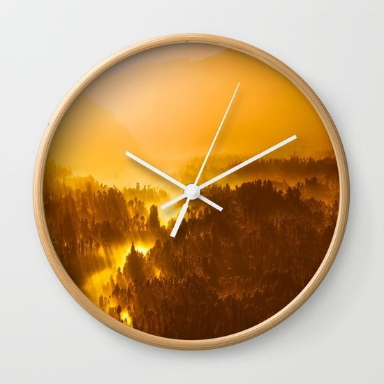 Foorest Wall Clock