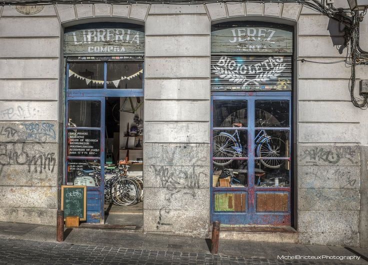 Librería Jerez, Madrid by Michel Bricteux on 500px